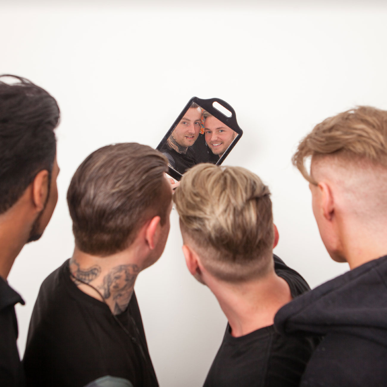 Hair replacement gallery