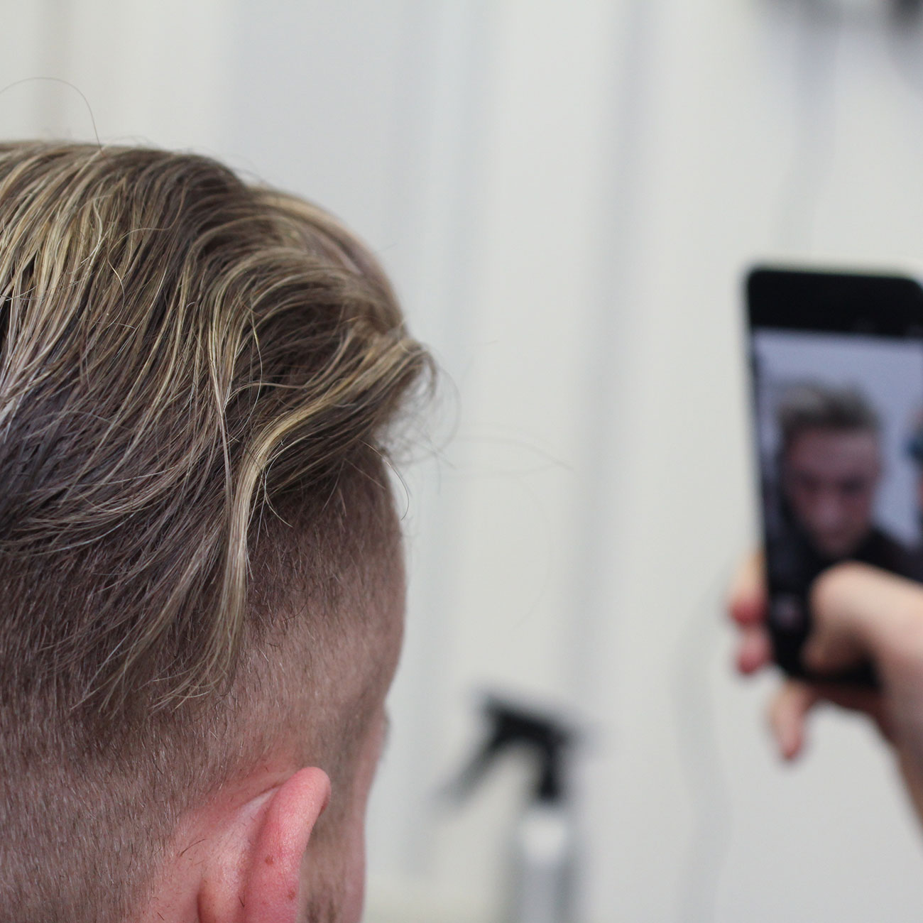 hair replacement videos